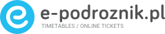 e-podroznik.pl – Polish Coaches, Railways, Minibuses and other timetables